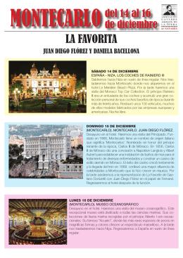 LA FAVORITA - Viajes Navarsol