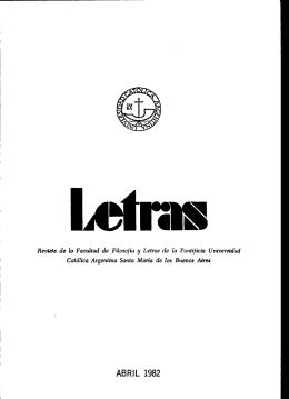 Letras N° 4 (número completo) - Biblioteca Digital