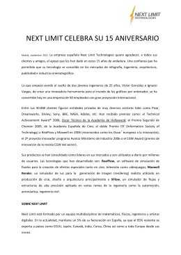 next limit celebra su 15 aniversario