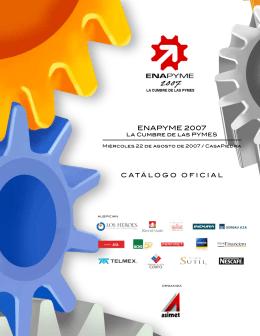 Catálogo de empresas
