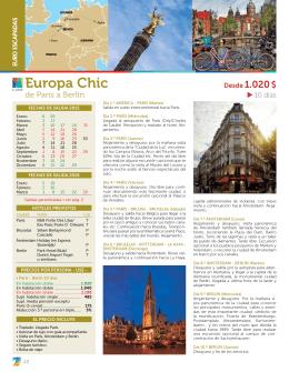 Europa Chic