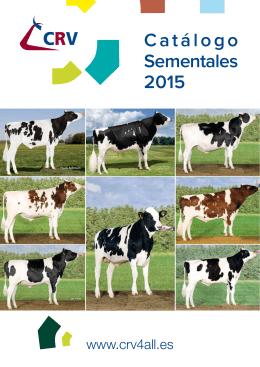 Catálogo Sementales 2015