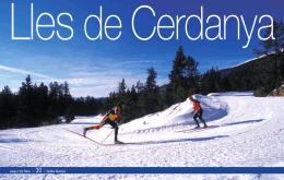 esquí de fons / 30 / lleida blanca