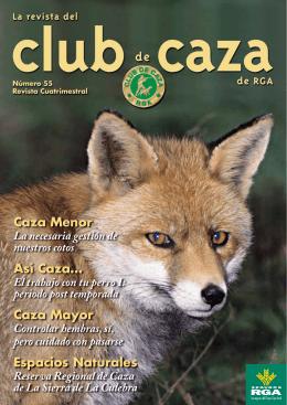 Revista Caza 55