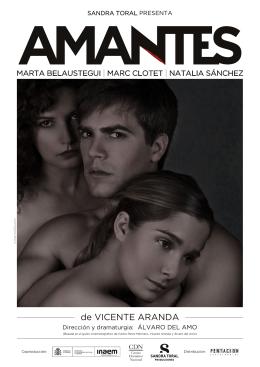 Dossier AMANTES 2 - Pentación Espectáculos