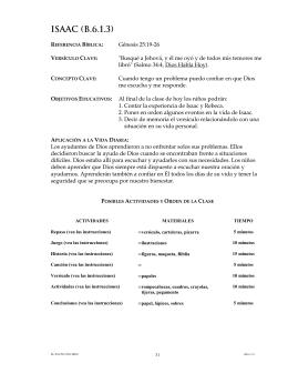 ISAAC (B.6.1.3)