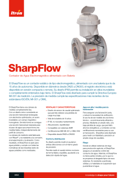 SharpFlow Battery Powered