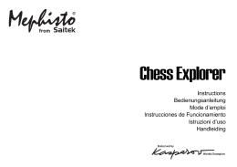 Mephisto Chess Explorer