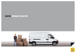 NUEVO RENAULT MASTER - Concesionaria Renault