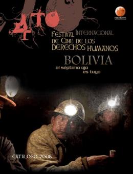 CATALOGO 2008 - Festival Internacional de Cine de los Derechos