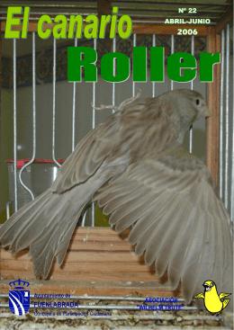 wilhelm trute - El Canario Roller