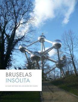 BRUSELAS INSÓLITA