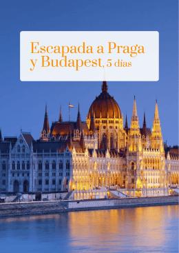 Escapada a Praga y Budapest, 5 días