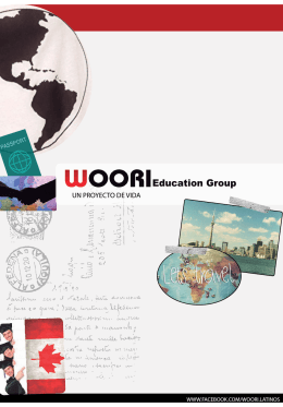 Education Group - Woori Latinos Spain