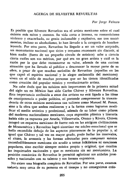 AnalesIIE45, UNAM, 1976. Acerca de Silvestre Revueltas