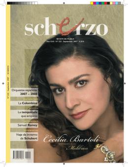 Orquestas españolas 2007 – 2008 La Colombina La temporada que