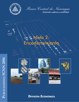Encadenamiento - Banco Central de Nicaragua