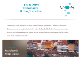 Fly & Drive, Dinamarca, la tierra de Vikingos 2014