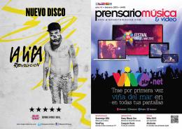 prensario música & video