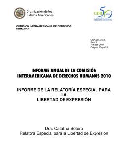 descarga aquí el Informe de la CIDH en PDF