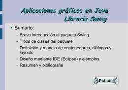 Repaso API Swing