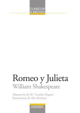 Romeo y Julieta, edición adaptada (capítulo 1)
