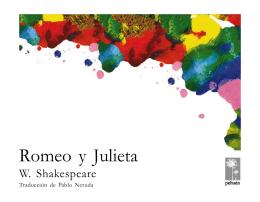 Romeo y Julieta - Colombia Aprende