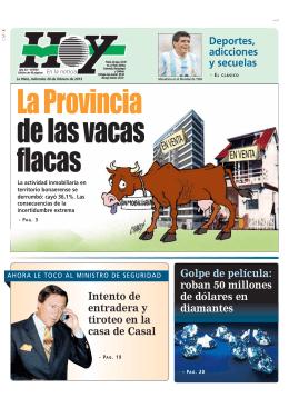 E - Diario Hoy