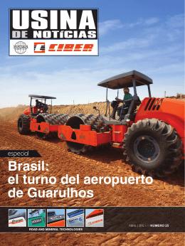 Brasil: el turno del aeropuerto de Guarulhos