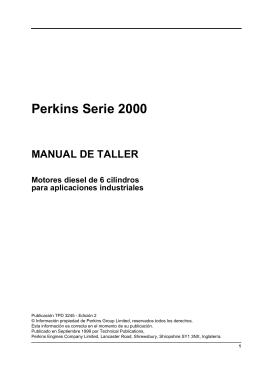 Perkins Serie 2000