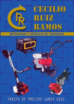 Cecilio Ruiz Ramos, CB