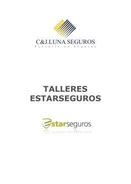 TALLERES ESTARSEGUROS