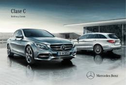 Catálogo Mercedes-Benz Clase C