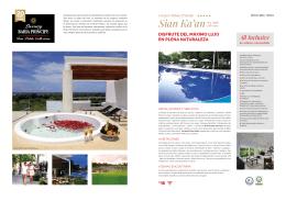 Luxury Bahia Principe Sian Ka`an Don Pablo Collection