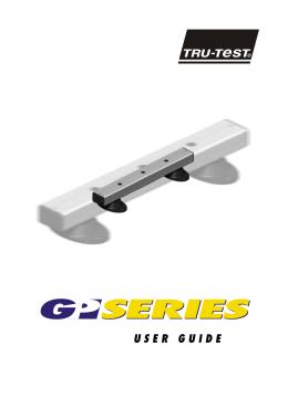 GP Series load bars - Tru-Test