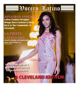 A CLEVELAND ANTHEM - Vocero Latino News