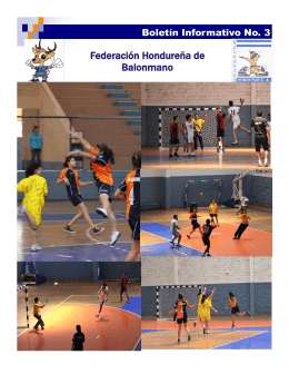 Federación Hondureña de Balonmano