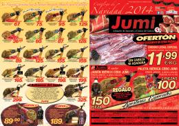 la pieza - Jamones Jumi