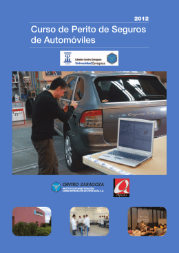 Curso de Perito de Seguros de Automóviles