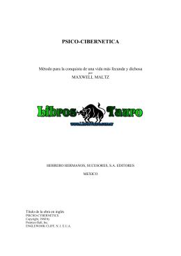 PSICO-CIBERNETICA