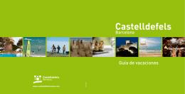 Guía de vacaciones en Castelldefels