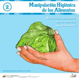 PDF Manipulación Higiénica de los Alimentos