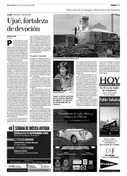 Diario de Navarra 10 de septiembre (II)