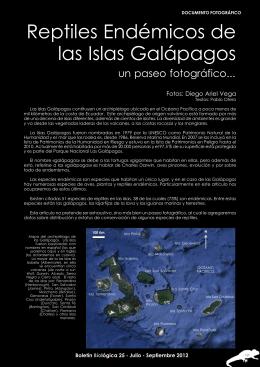 Boletin Biologica 25 (Galapagos) 1.pmd