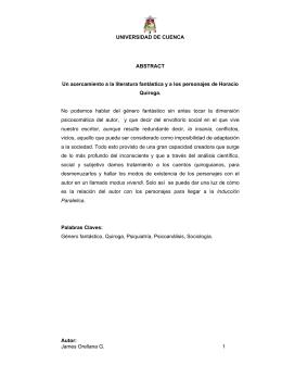 9 - Universidad de Cuenca