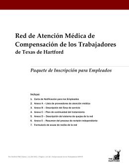 Red de Atención Médica de Compensación de los