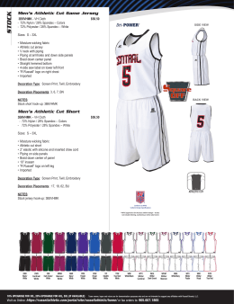 Russell Athletic 2015 Men`s Stock Basketball