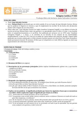 Ciencias Sociales 3º ESO Colegio Salesianos Loyola Departamento