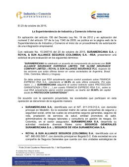 En aplicación del artículo 156 del Decreto