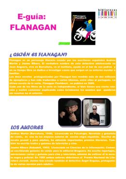 E-guía: FLANAGAN